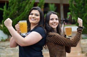 'Marias Cevada' agregam arte cervejeira à hospitalidade nas montanhas