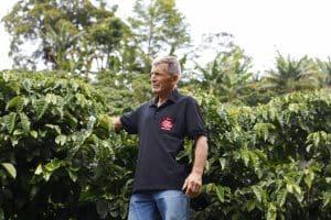 O Cafeicultor do Ano no caminho da sustentabilidade