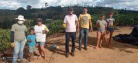 Projeto capixaba desenvolve irrigação sustentável e gestão comunitária da água
