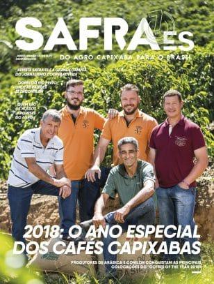 2018: O ano especial dos cafés capixabas