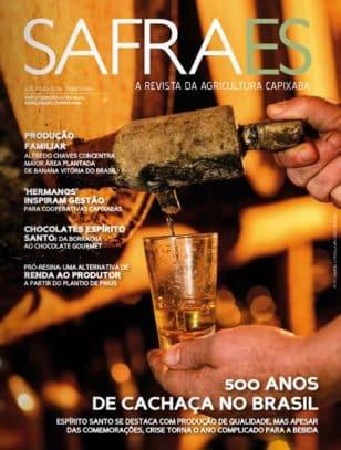 500 anos de cachaça no Brasil