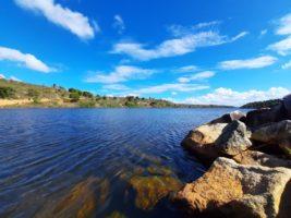 Barragem em Pinheiros recebe visita técnica para projeto de criação de peixes