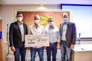 Saiba quem são os vencedores do Concurso de Qualidade do Cacau de Linhares