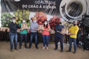 Incaper e Seag apresentam variedade de café conilon 'Conquista ES8152' em Mantenópolis
