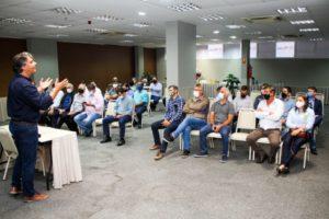 Linhares ganha nova indústria de processamento de frutas no bairro Canivete