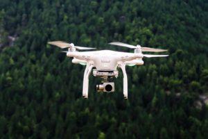 MPES: acordo resulta em doação de drones que serão usados para fiscalização ambiental no Norte do ES