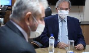Ministro da Economia pede que Pacheco paute votação da reforma do IR