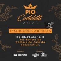 Prêmio Pio Corteletti com novidades na sua 11ª edição