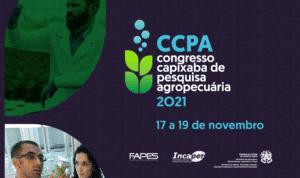 Congresso Capixaba de Pesquisa Agropecuária abre inscrições gratuitas