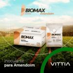 Biomax Amendoim: maior enraizamento e mais nitrogênio para lavoura de amendoim produzir mais