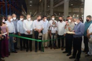 Nova fábrica da Selita é inaugurada em Cachoeiro de Itapemirim