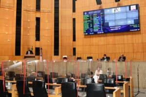 Orçamento 2022 começa a tramitar na Assembleia Legislativa do ES