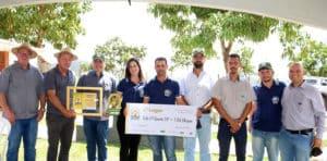 Coopeavi premia vencedores do 1º Torneio de Silagem de Milho