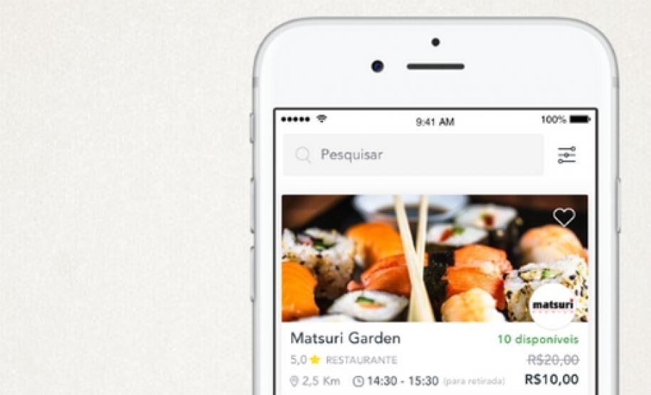 Aplicativos buscam reduzir o desperdício de alimentos