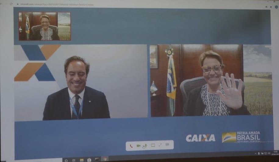 Caixa anuncia R$ 12 bilhões em recursos para o custeio antecipado do agronegócio