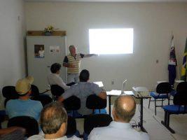Seag faz visita de monitoramento nas obras das barragens de Pancas e Marilândia